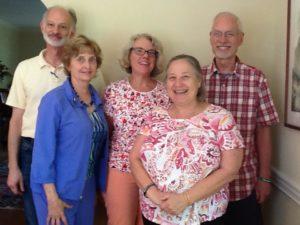 Endowment trustees 2016