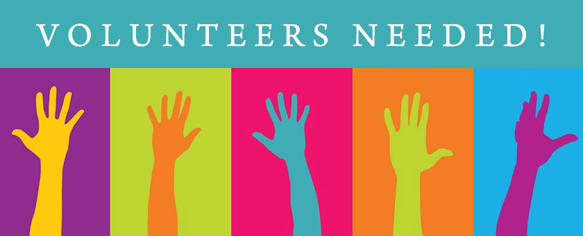 Office Volunteers Needed