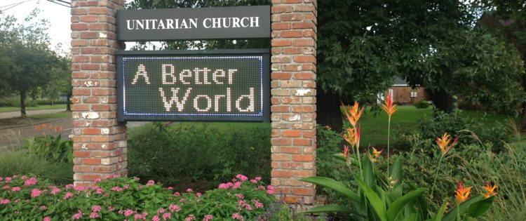 Aug. 28 Share the Plate will be for the Baton Rouge Church