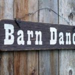 BARN DANCE, CHILI SUPPER & AUCTION, Nov. 12