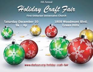 6th Annual Holiday Craft Fair