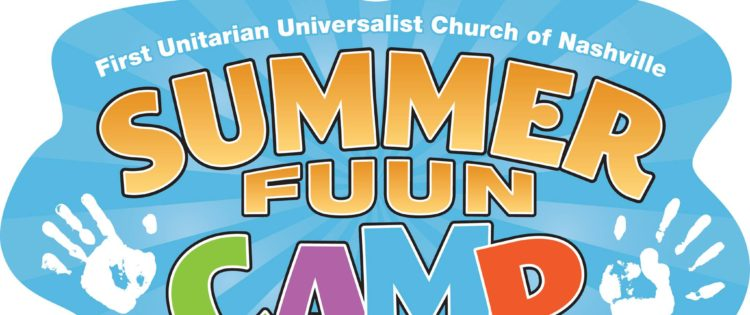 FUUN Camp is June 12-16, Register now.
