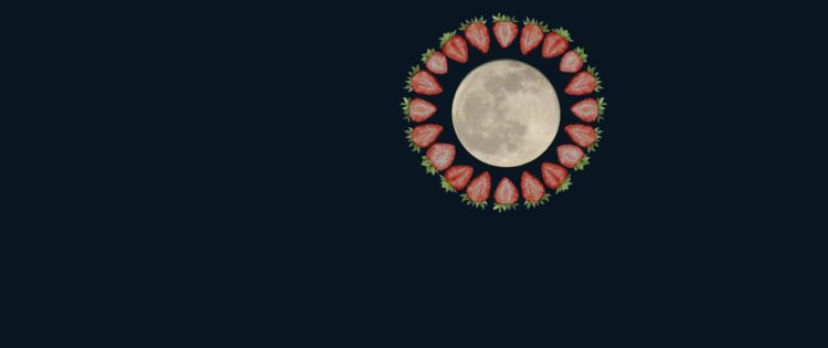 Strawberry Moon Drum Circle: Friday, June 9