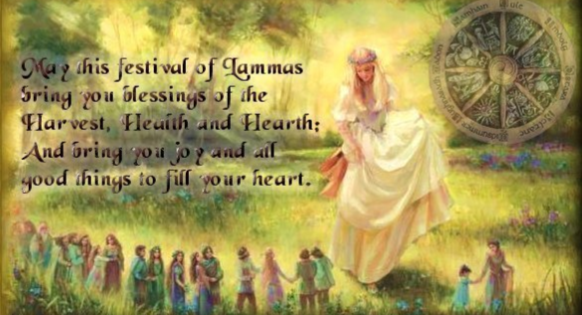 Lammas Ritual for Economic Justice: Sunday, July 30