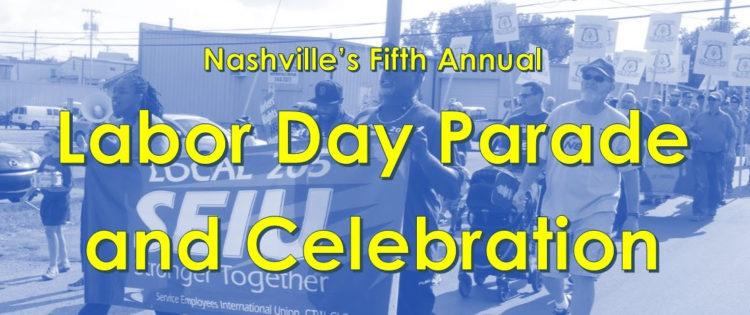 Labor Day Celebration and Parade, Sept 2