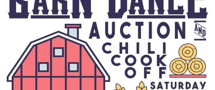 Yee-Haw! It's the annual Barn Dance, Chili Supper & Auction, Nov. 4.  5-8:30 p.m.