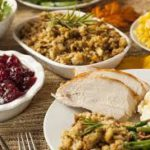 Thanksgiving Potluck, Nov. 23 - RSVP here, no Wed Night Dinner this week
