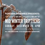Portara Winter Concert, Dec. 10
