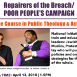 Repairers of the Breach/Poor peoples campaign